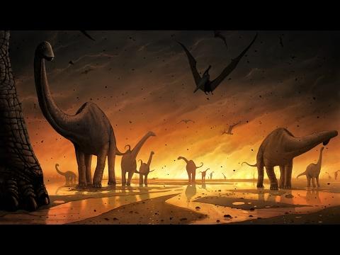 Теории вымирания динозавров
