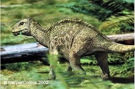 Динозавр мышиный ящер