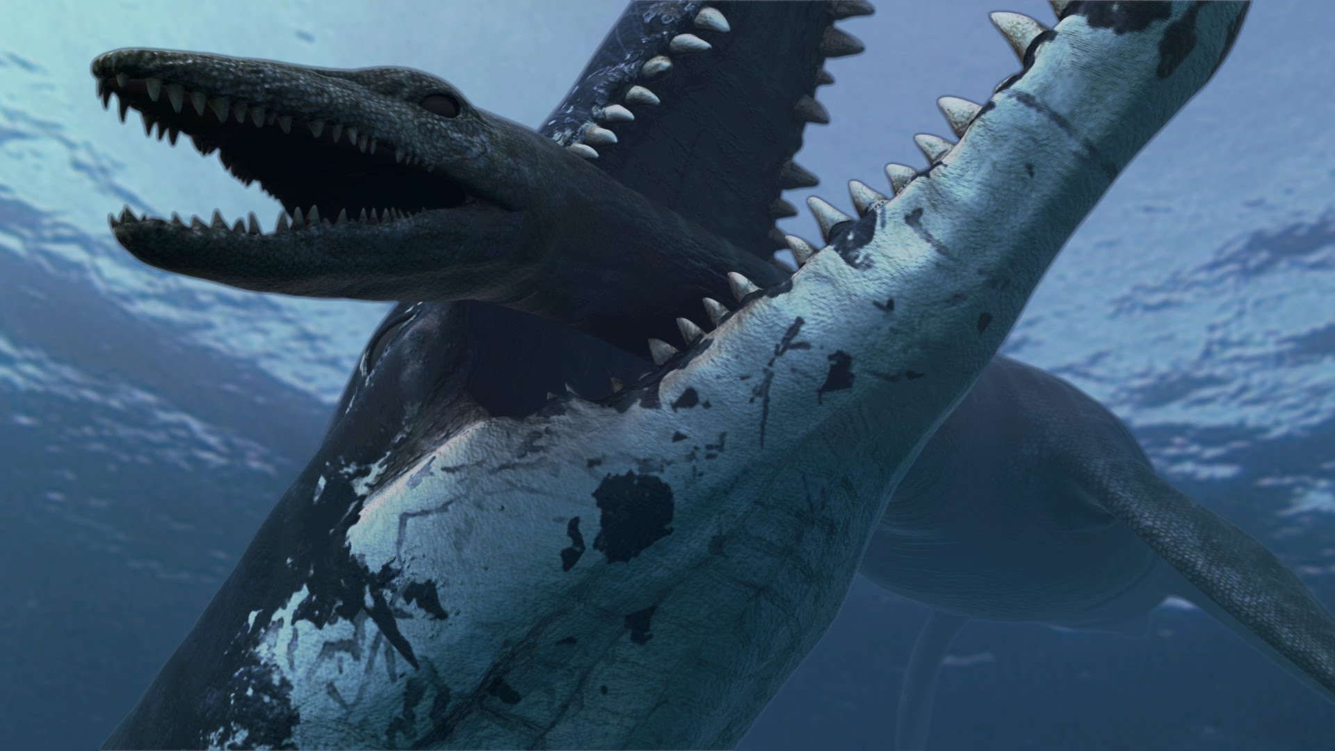 Динозавр хищник икс, Predator X