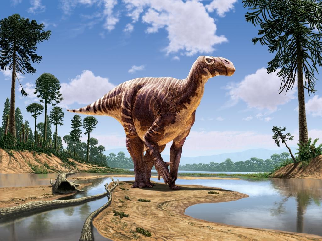 Двуногий динозавр 9 букв сканворд