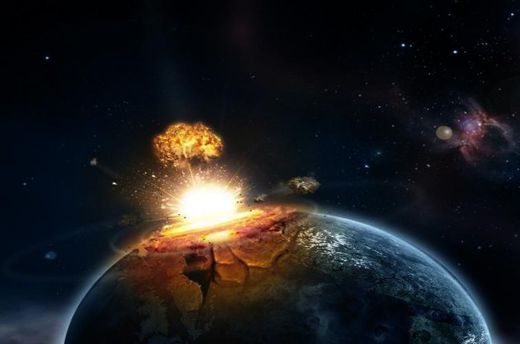 Чиксулубский метеорит, куда упал метеорит убивший динозавров