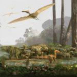 Меловой период, динозавры мелового периода