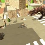 Симулятор динозавра, игра симулятор динозавра