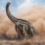 Теризинозавр динозавр