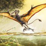 Ископаемый летающий ящер 9 букв сканворд