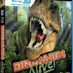 Динозавры живы 3d фильм 2007