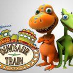 Песни поезд динозавров