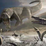 Страшные динозавры видео